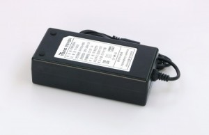24V - 5000mA (5A)(DC 5.5/2.1 몰딩일체형) (IN-LET Type)