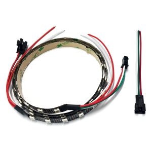 NS-LED-ST-060 (Rainbow STRIP double addhesive Tape / 1m 60LEDs)