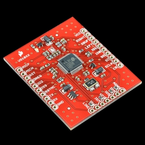 Breakout Board for VS1053 MP3 and MIDI