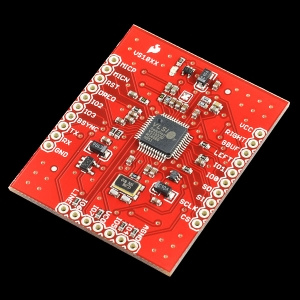 Breakout Board for VS1033D MP3