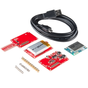 [KIT-13276] 스파크펀 에디슨 스타터팩(SparkFun Starter Pack for Intel® Edison)