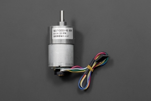 [FIT0186] 12V DC Motor 251rpm w/Encoder