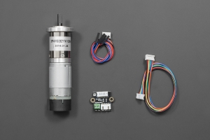 [FIT0277] 12V silent DC Motor 146RPM w/Encoder