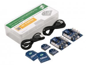 Wireless Connectivity Kit w/ XBee 802.15.4 (XKB2-AT-WWC)