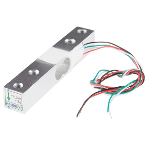 [SEN-13329] Load Cell - 10kg, Straight Bar (TAL220)