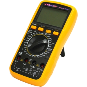 [VICTOR/YITENSEN] Digital Multimeter VC9808+ 멀티메타/멀티미터