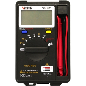 [VICTOR/YITENSEN] Digital Multimeter VC921 멀티메타/멀티미터