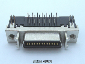 SCSI RIBBON RECEPT RA 50F (SCIS CONNECTOR)