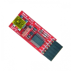 [NER-13745] Nero FTDI Basic Breakout (Socket Type)