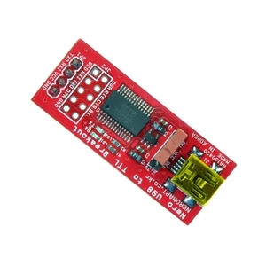 [NER-13890] Nero USB to TTL Breakout (4pin Socket)