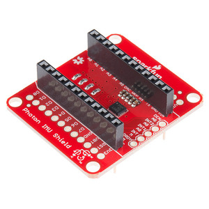 [DEV-13629] SparkFun Photon IMU Shield