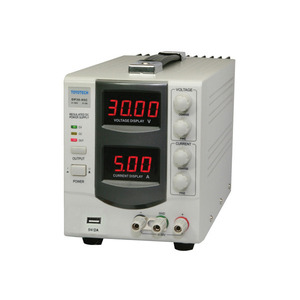 [TOYOTECH DP30-05U] DC Power Supply/DC파워서플라이/0~30V,0~5A 1채널/3자리/USB출력