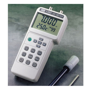 [TES/PROVA TES-1380] PH/ORP 메타/PH/ORP/TEMPERATURE METER(RS-232)
