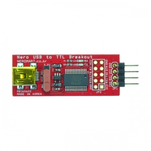 [NER-16102] Nero USB to TTL Breakout (4pin Header)