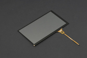 [FIT0478]7-inch Capacitive Touch Panel Overlay for LattePanda Display