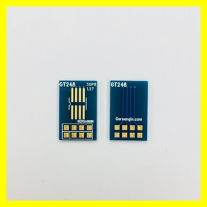 [GT 248] SOP-08-1.27mm pcb adapter 변환기판