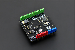 [DFR0308] DTMF Shield for Arduino