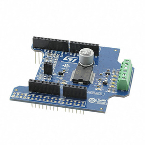 [X-NUCLEO-IHM01A1] Stepper motor driver expansion board based on L6474 for STM32 Nucleo