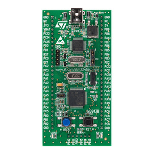 [STM32VLDISCOVERY] Discovery kit with STM32F100RB MCU