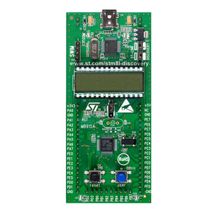 [STM8L-DISCOVERY] Discovery kit with STM8L152C6 MCU