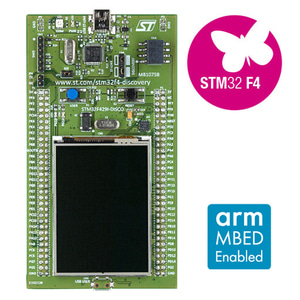 [STM32F429I-DISC1/32F429IDISCOVERY] Discovery kit with STM32F429ZI MCU * New order code STM32F429I-DISC1 (replaces STM32F429I-DISCO)