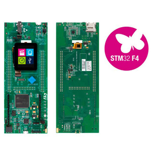 [STM32F412G-DISCO/32F412GDISCOVERY] Discovery kit with STM32F412ZG MCU