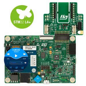 [STM32L4R9I-DISCO/32L4R9IDISCOVERY] Discovery kit with STM32L4R9AI MCU