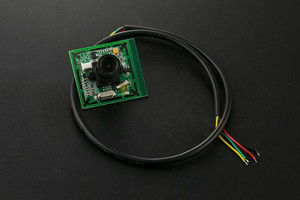 [SEN0099] 0.3M pixel serial JPEG camera module