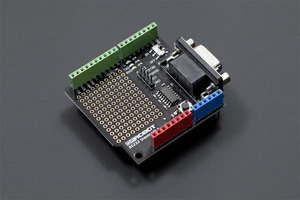 [DFR0258] RS232 Shield for Arduino