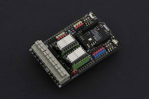 [DRI0023] Dual Bipolar Stepper Motor Shield for Arduino (DRV8825)