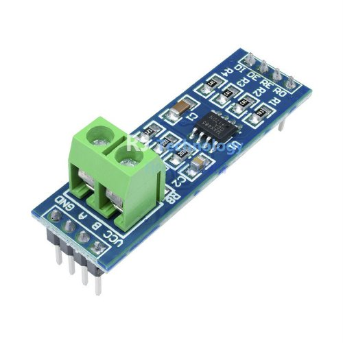 RS485 to TTL 시리얼 컨버터 모듈(MAX485 IC 탑재) RS485 to TTL Serial Converter Module 아두이노 호환/Arduino