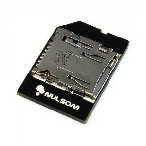 [NulSom Inc.] NS-SD03 microSD Adapter V (수직타입 SD어댑터)
